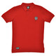 Brick Lane Bikes London Small Badge T-Shirt Men red